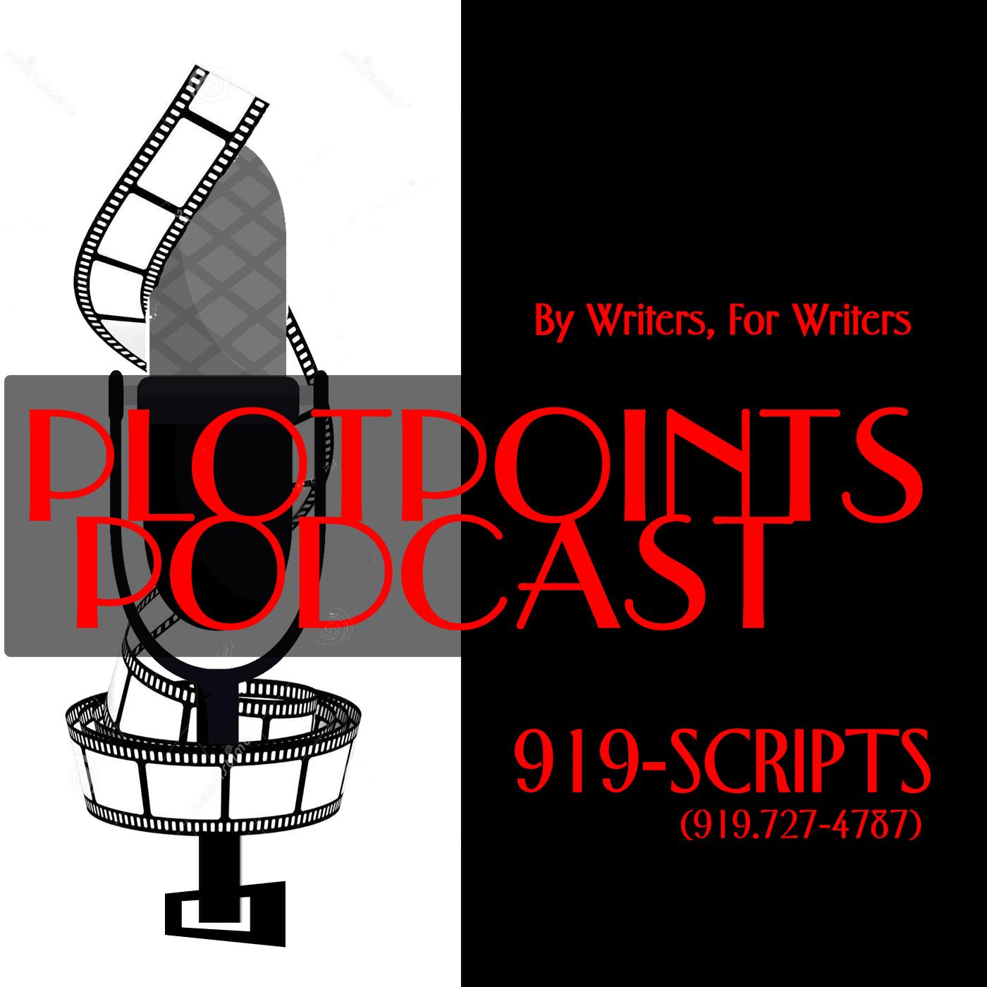 plotpoints podcast logo